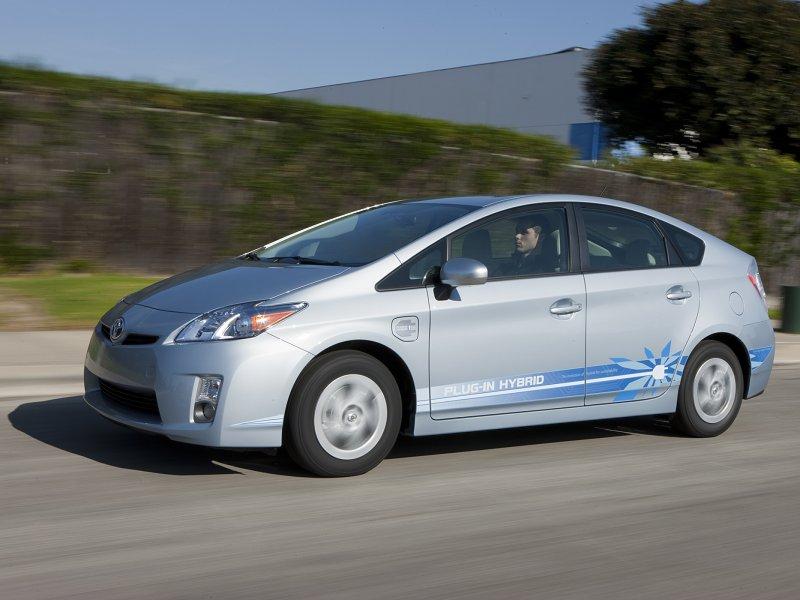 Toyota Prius Plug-in Hybrid, světová premiéra ve Frankfurtu