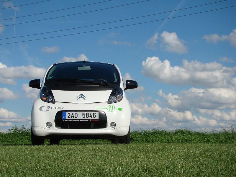 Test: Citroën C-Zero - nejen pro ekology