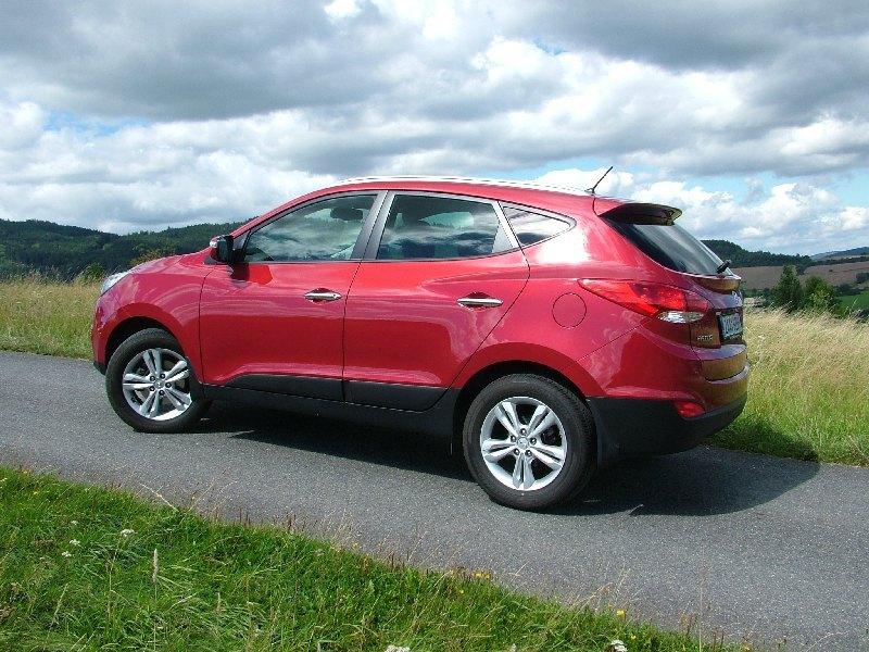 Test: Hyundai ix35 - 1,7 CRDi