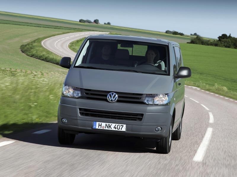 Volkswagen zvýhodňuje své užitkové vozy