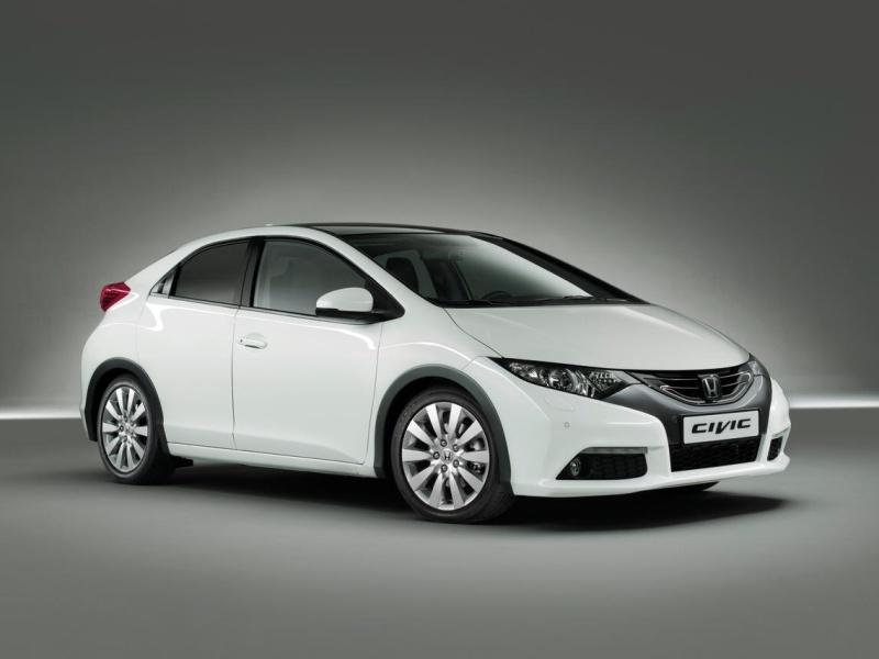 Honda Civic deváté generace odhalena