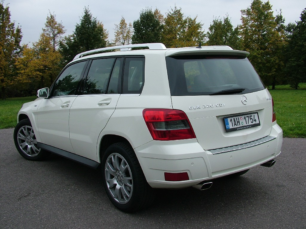 test mercedes benz glk 4matic 220 cdi. Black Bedroom Furniture Sets. Home Design Ideas