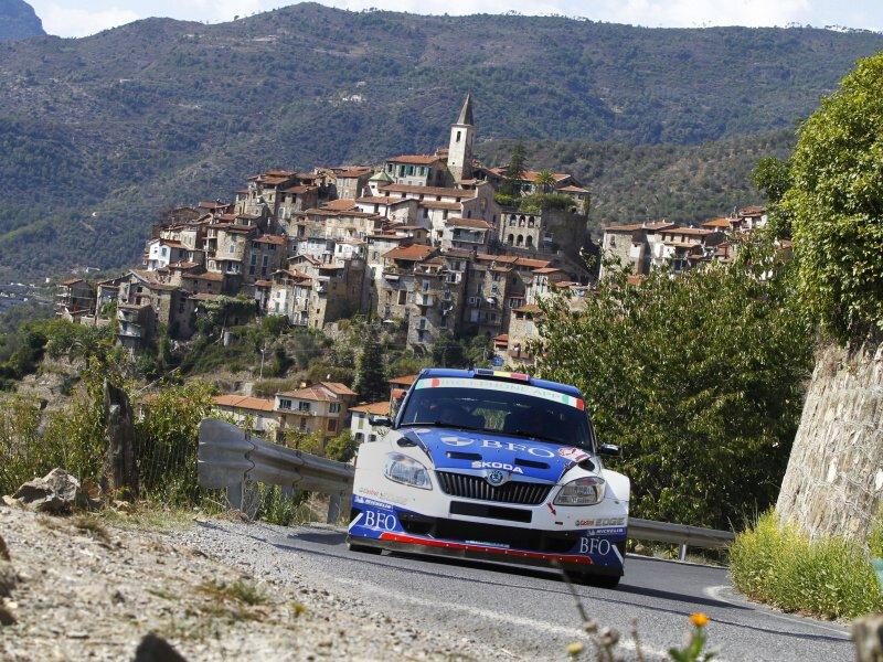 Rally San Remo s dramatickým průběhem