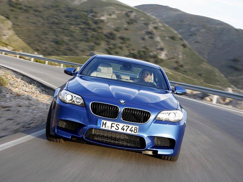 BMW M5 již v prodeji