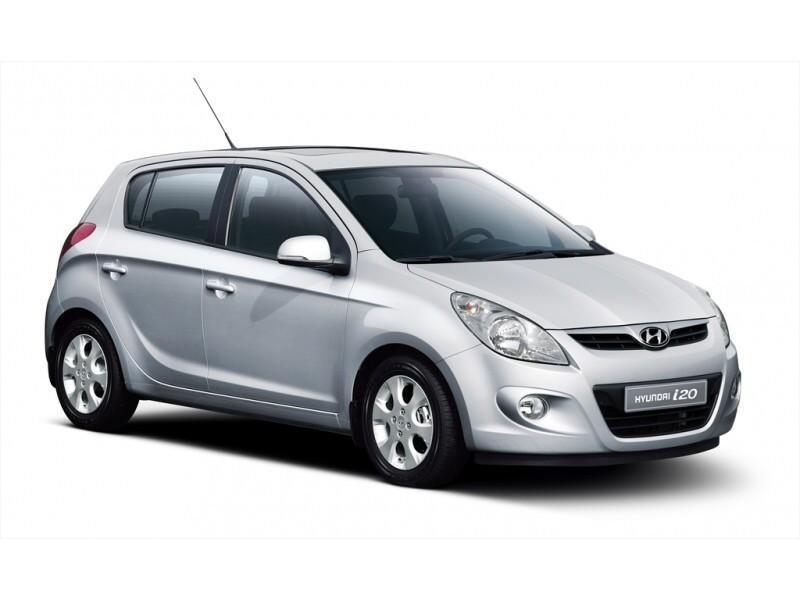 Hyundai i20 s klimou za 189.990 Kč