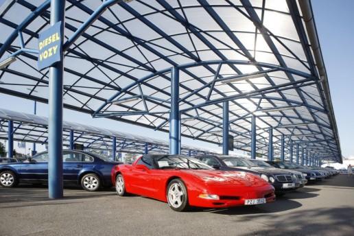 Změny v cenách ojetých automobilů