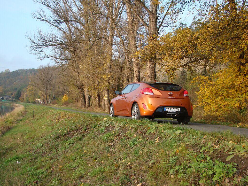 Test: Hyundai Veloster 1.6 GDI - sázka na design