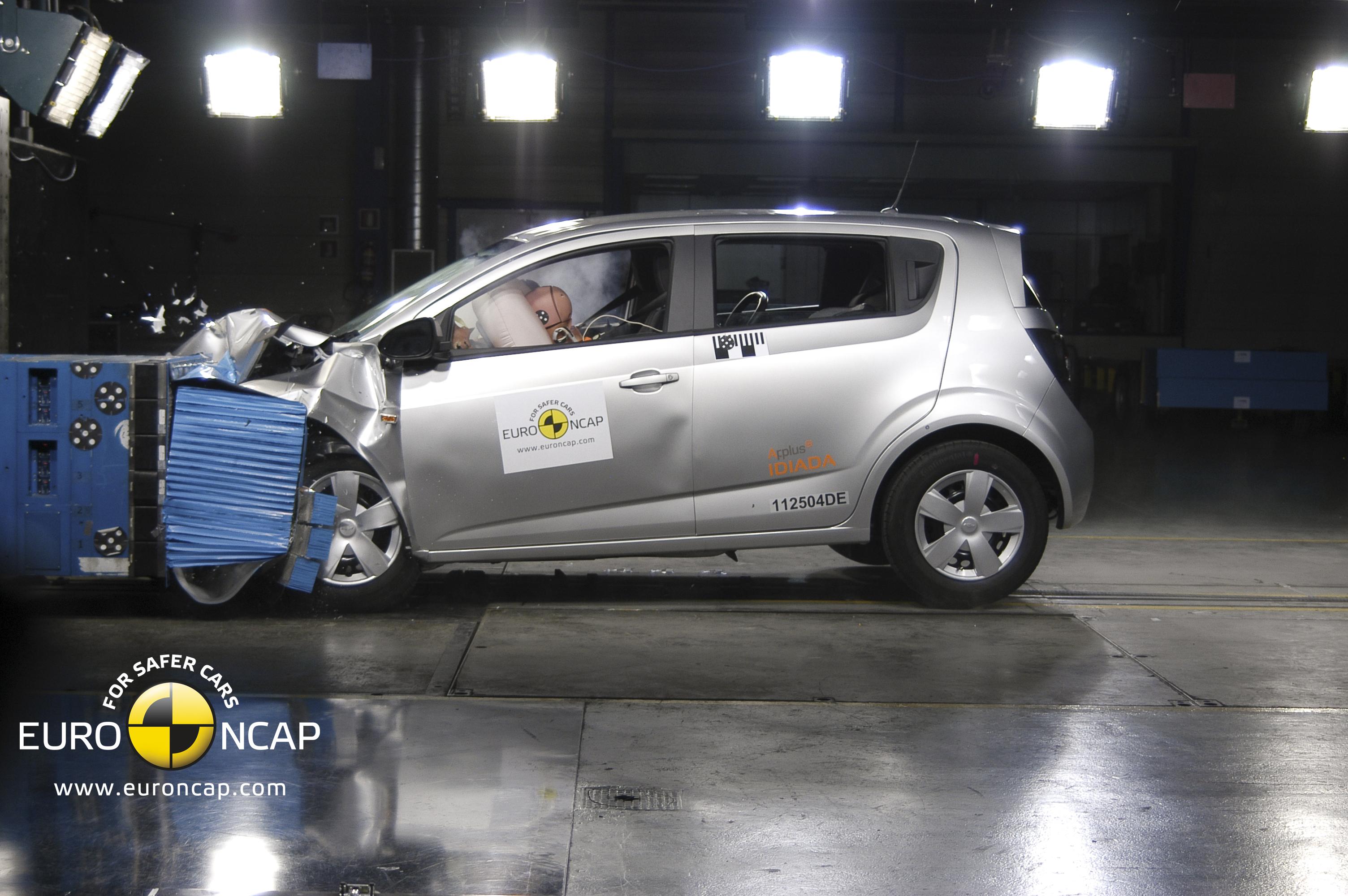 Pět hvězdiček pro Chevrolety