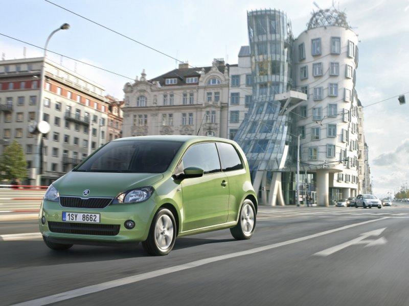 Škoda Citigo - české ceny a nové fotografie