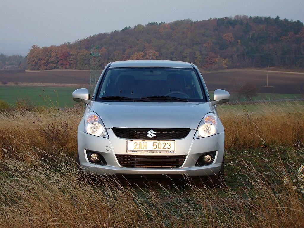 Test: Suzuki Swift 1,3 DDiS - tisíc kilometrů na nádrž