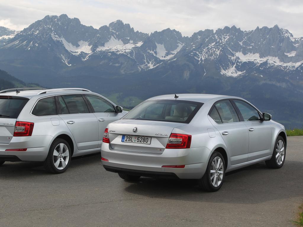 Škoda Octavia liftback dostala pohon všech kol