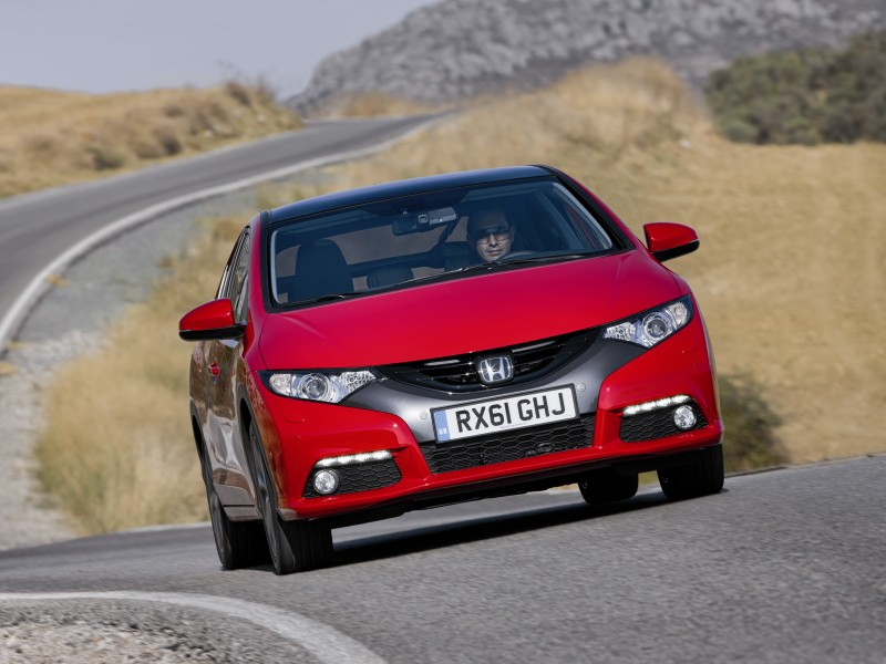 Nová Honda Civic od 379.900 Kč již v únoru