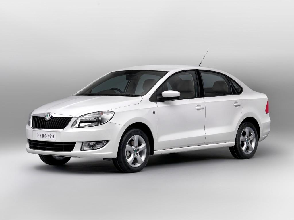 Škoda Rapid v Indii rodinným autem roku