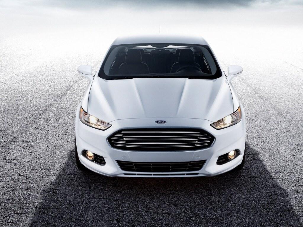 Ford Fusion, americká verze nové generace Mondea odhalena