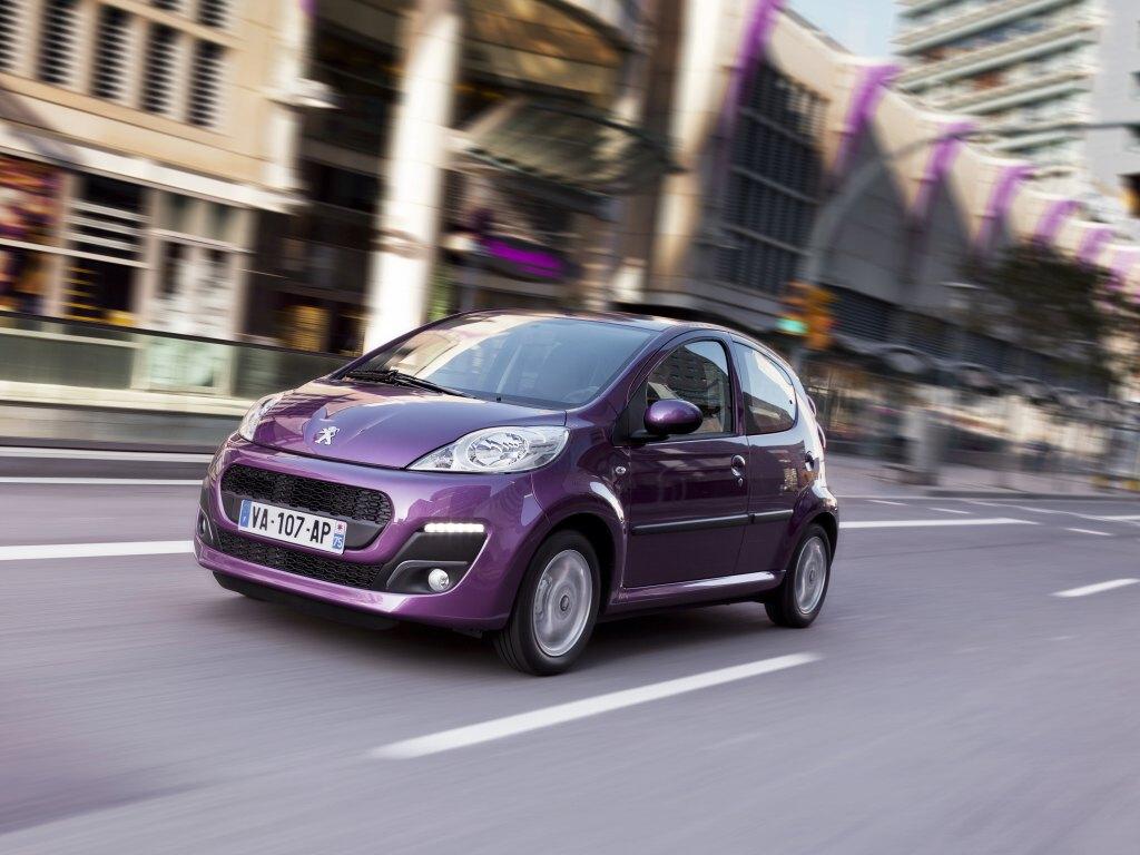 Známe ceny faceliftovaného Peugeotu 107