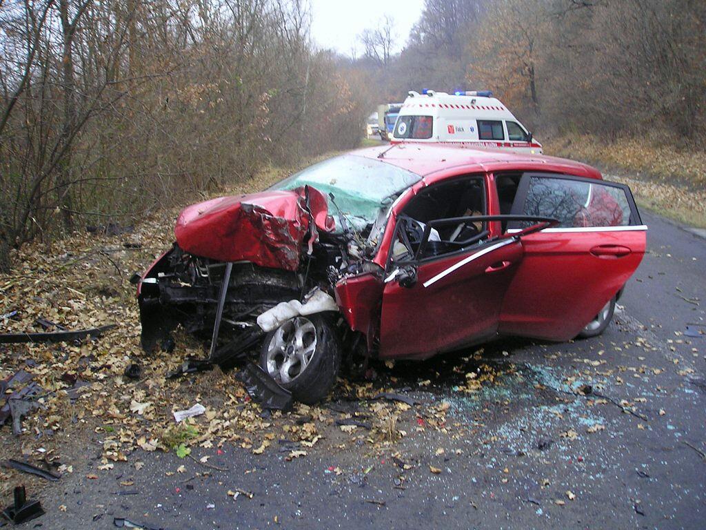 Partnerské hádky zvyšují riziko dopravní nehody