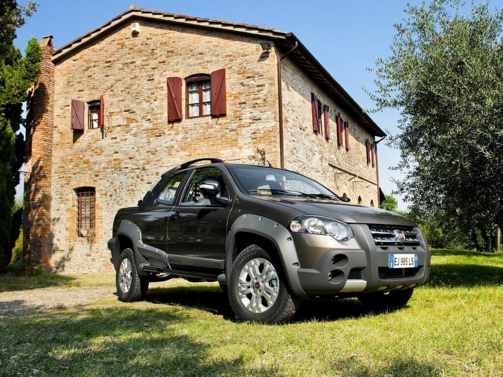 Fiat Strada míří do Evropy