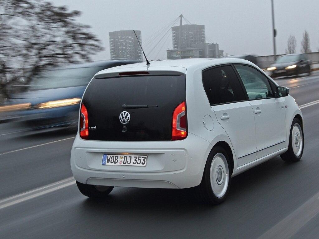 Volkswagen UP! - další karosářská varianta