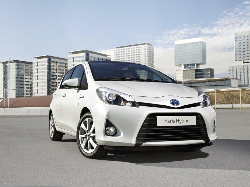Toyota Yaris Hybrid se představí v Ženevě