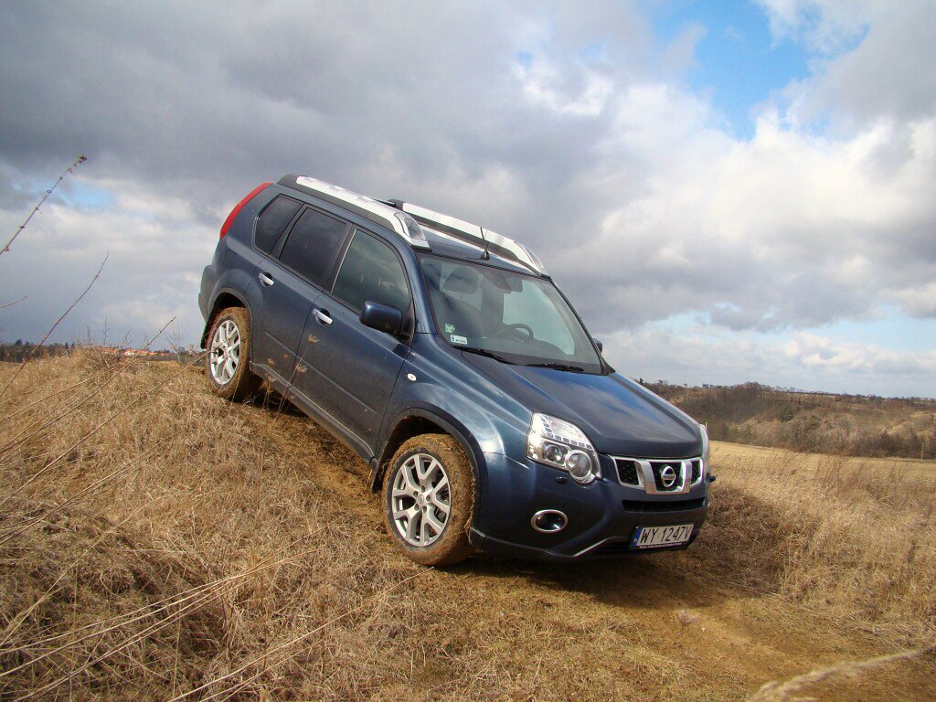 Test: Nissan X-Trail - klasická jistota