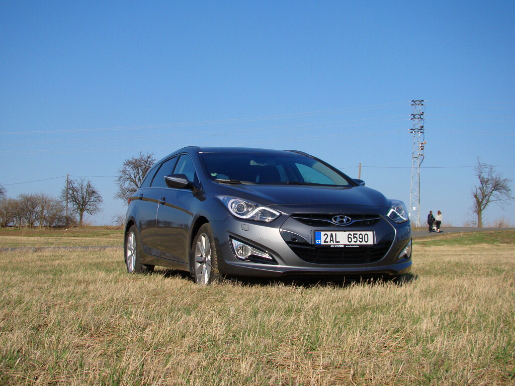 Test: Hyundai i40 CW 2.0 GDI AT - premiant z Koreje