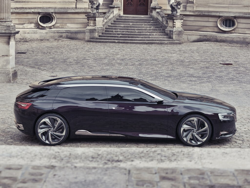 Citroen Numéro 9 - předobraz luxusní DS9