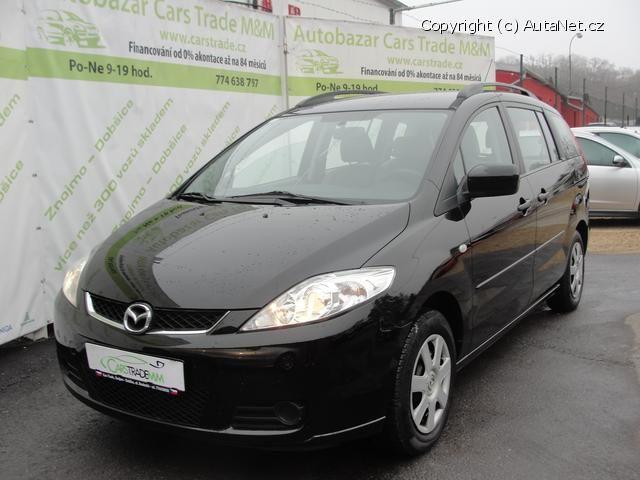 Mazda 5 model 2004 - 2010