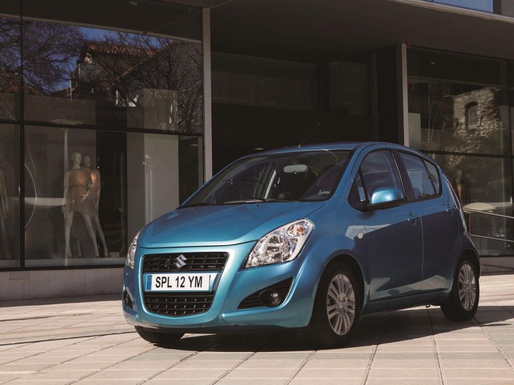 Suzuki Splash po faceliftu jezdí za méně