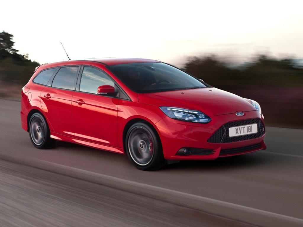 Nový Ford Focus ST - prodej zahájen