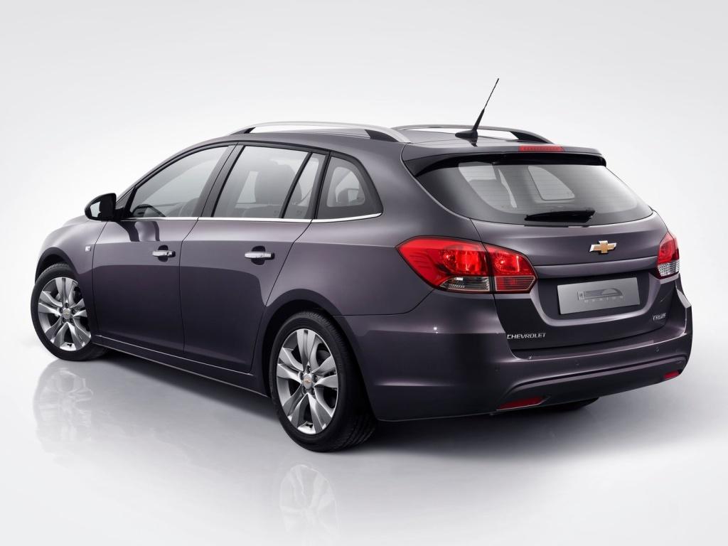 Chevrolet Cruze SW - kombi již v září