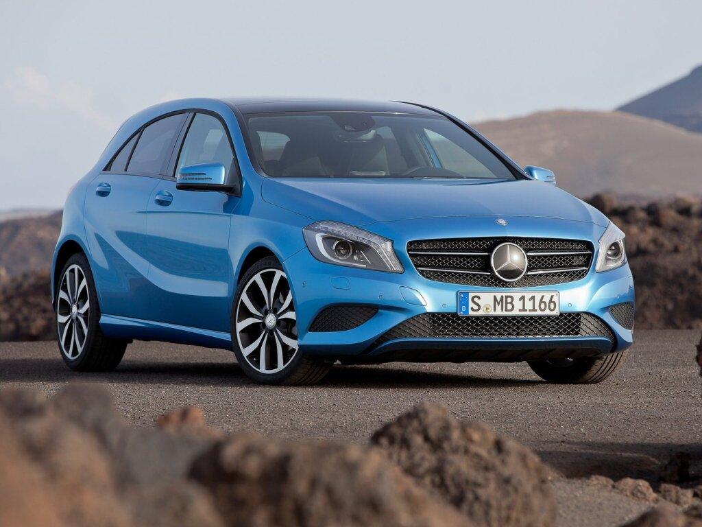 Nové fotografie Mercedesu třídy A