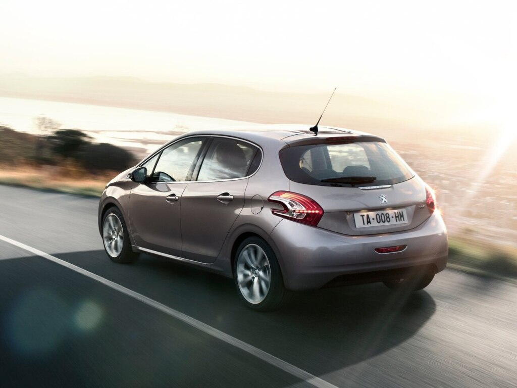 Peugeot 208 získal ocenění ve Velké Británii