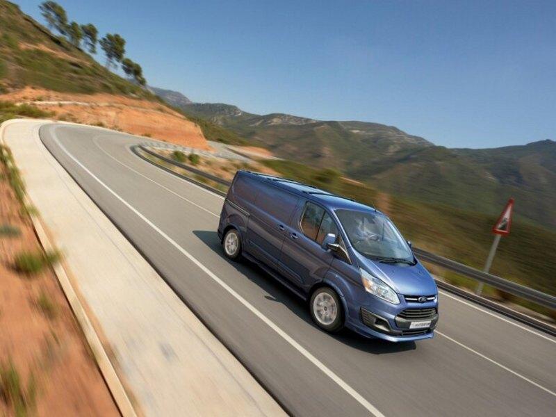 Ford Transit Custom - nové fotografie a informace
