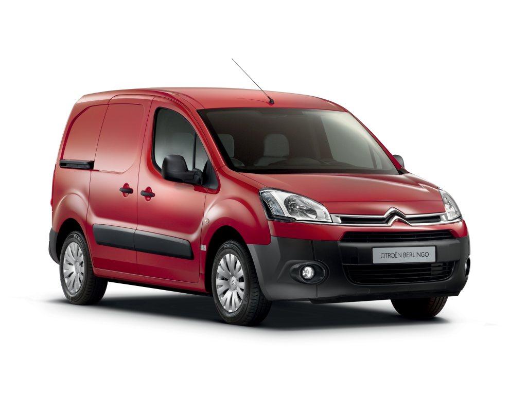 Užitkový Citroën Berlingo nově s výkonějším dieselem