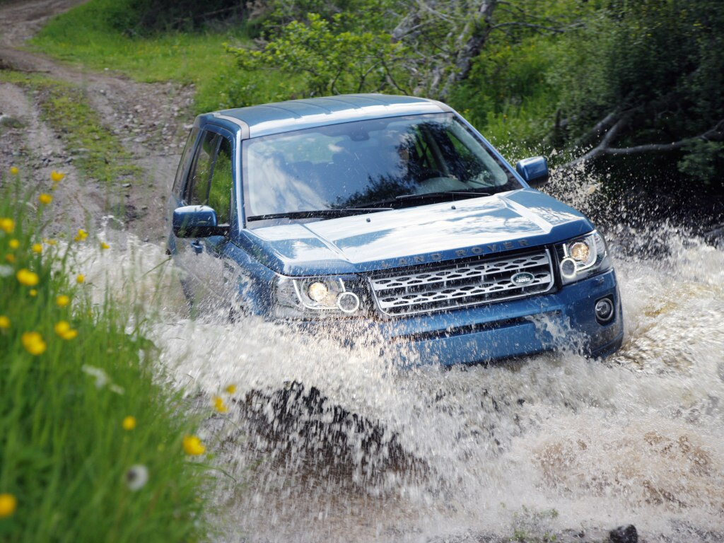 Land Rover Freelander v Česku od 599.760 Kč