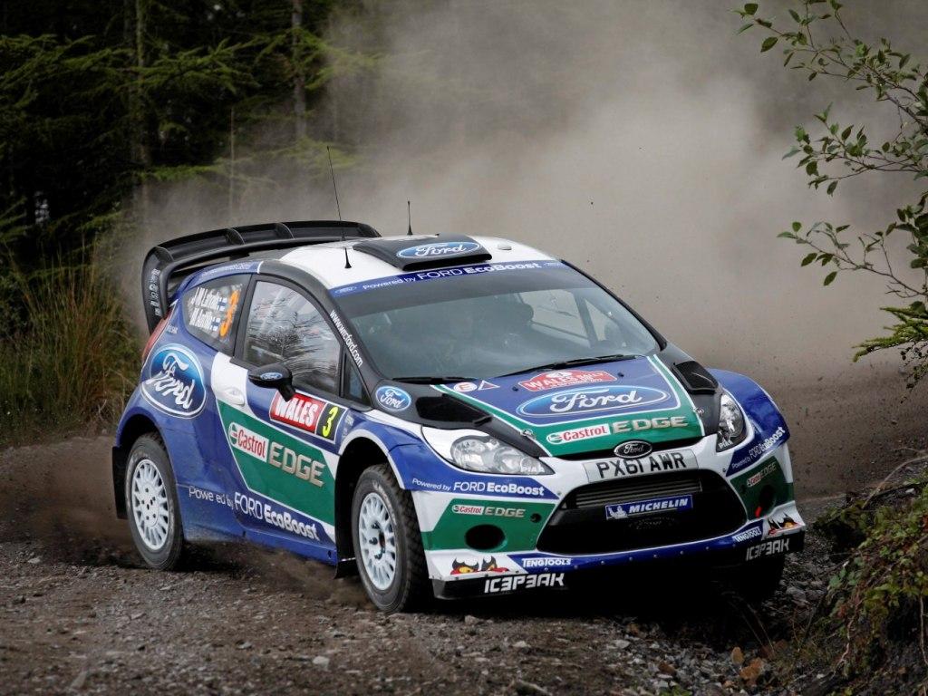 Ford končí v mistroství světa WRC