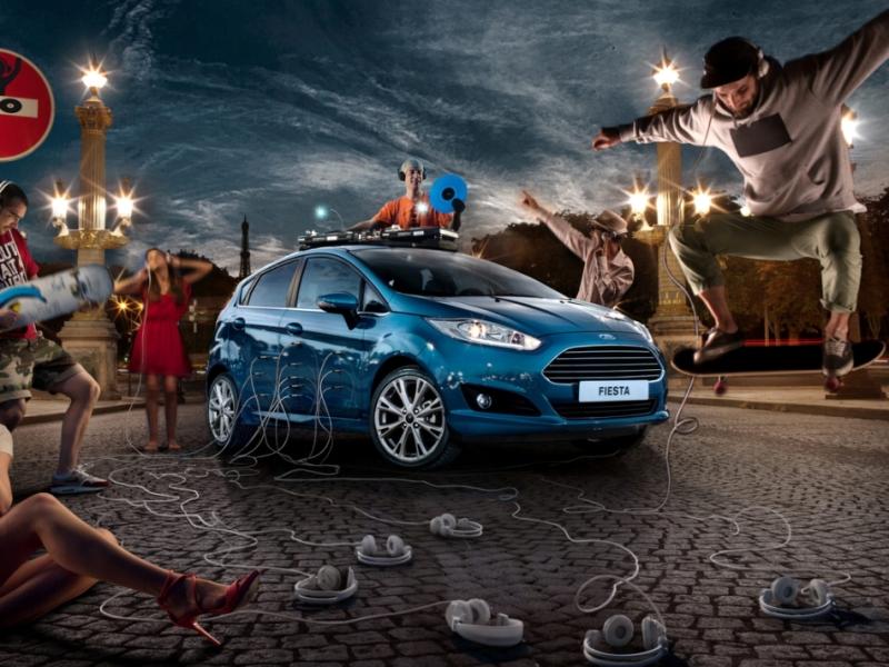 Nový Ford Fiesta v ČR od 209.990 Kč