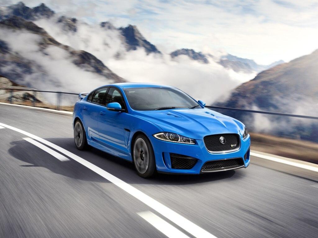 Jaguar XFR-S umí stovku za 4,6 s