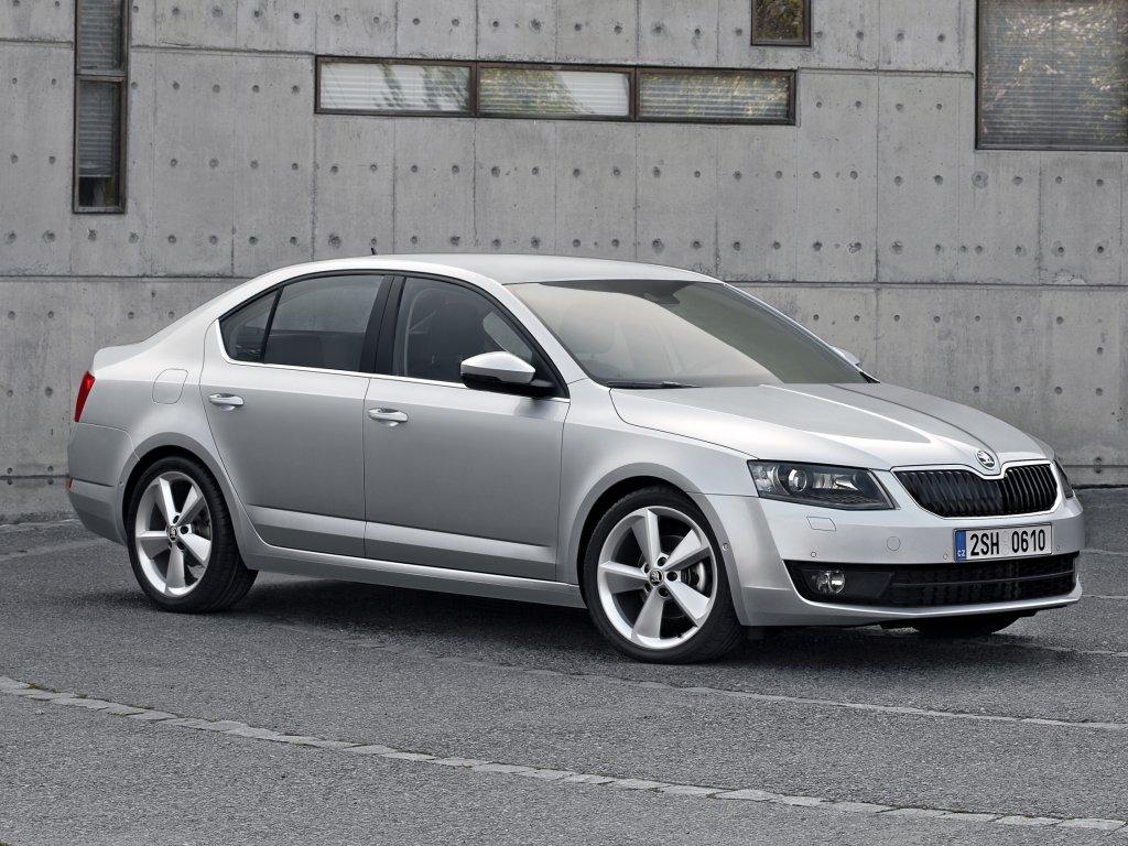Nová Škoda Octavia se ukázala v plné parádě
