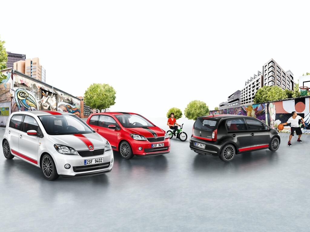 Škoda Citigo nově ve verzi Sport