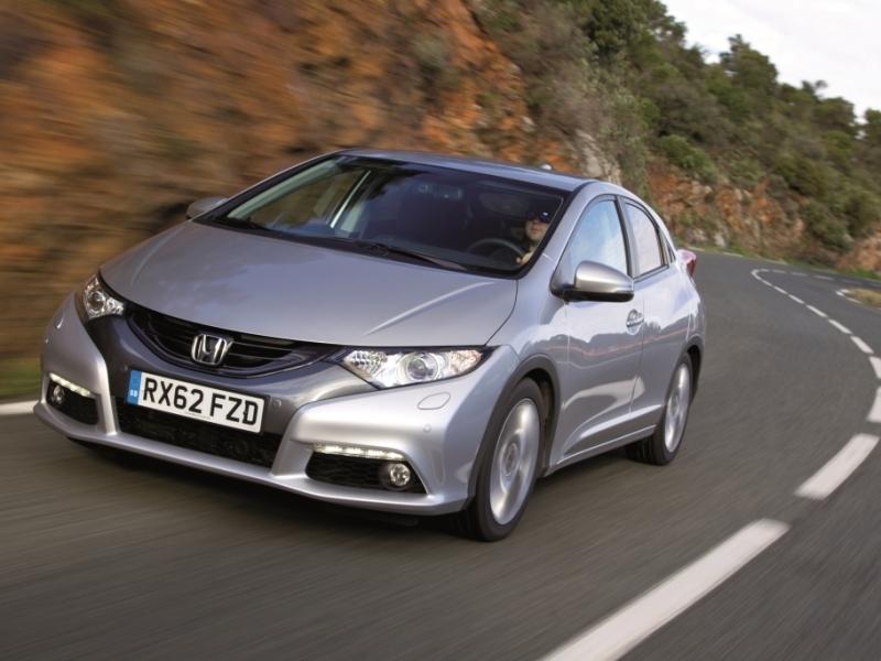 Honda Civic dostala nový diesel a lepší cenu