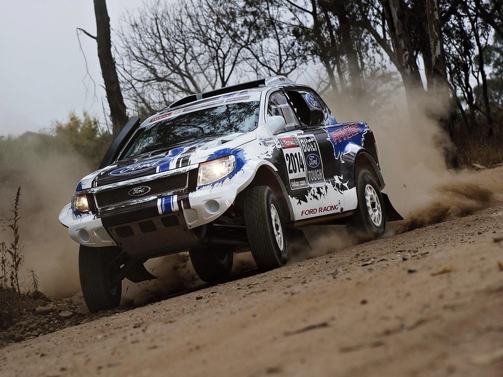 Ford se zúčastní rallye Dakar 2014