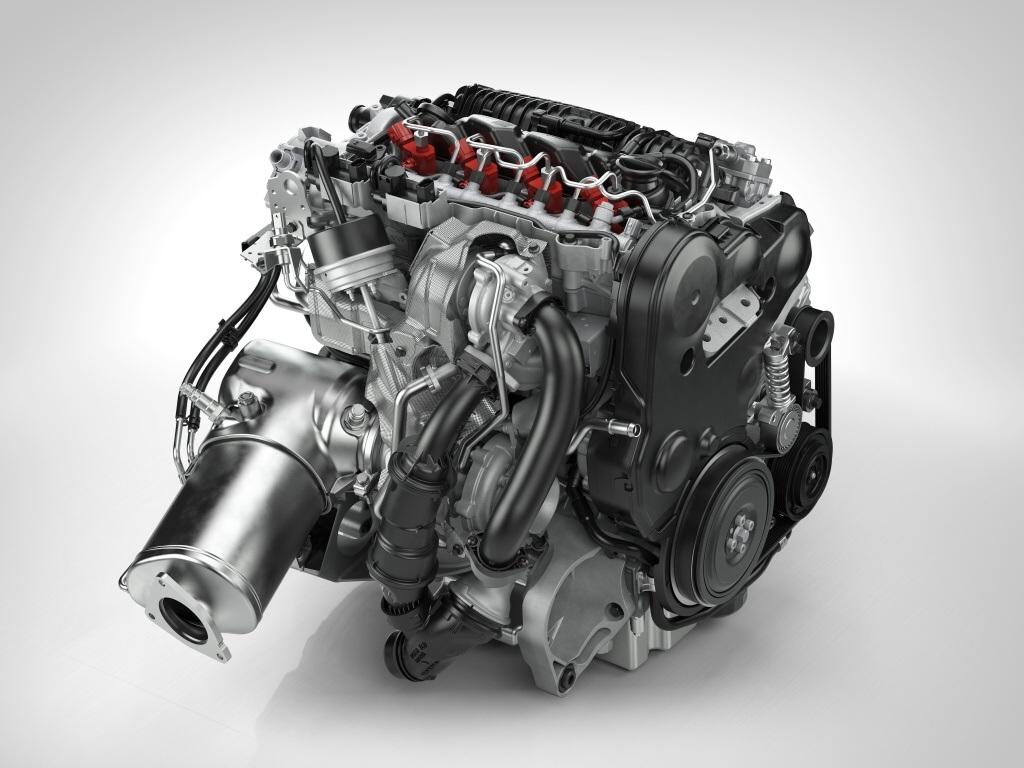 Volvo sází na downsizing