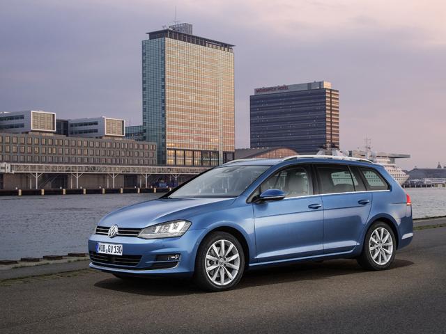 Volkswagen Golf Variant v prodeji od 378.900 Kč