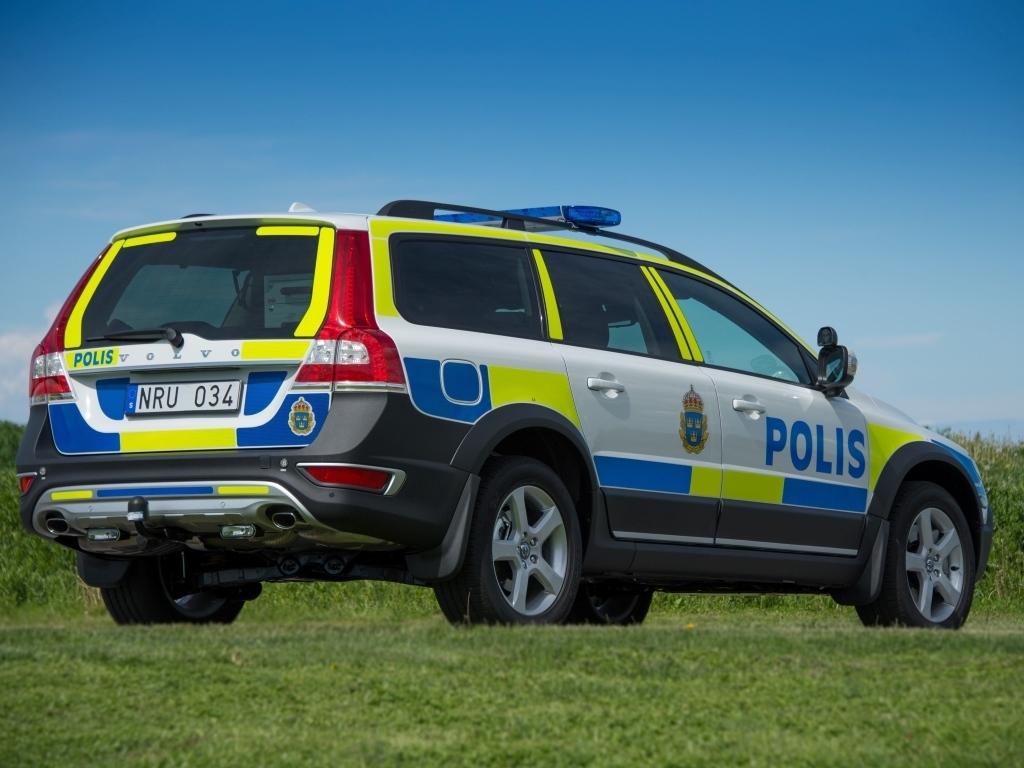 Volvo prodá za rok přes 500 policejních vozů