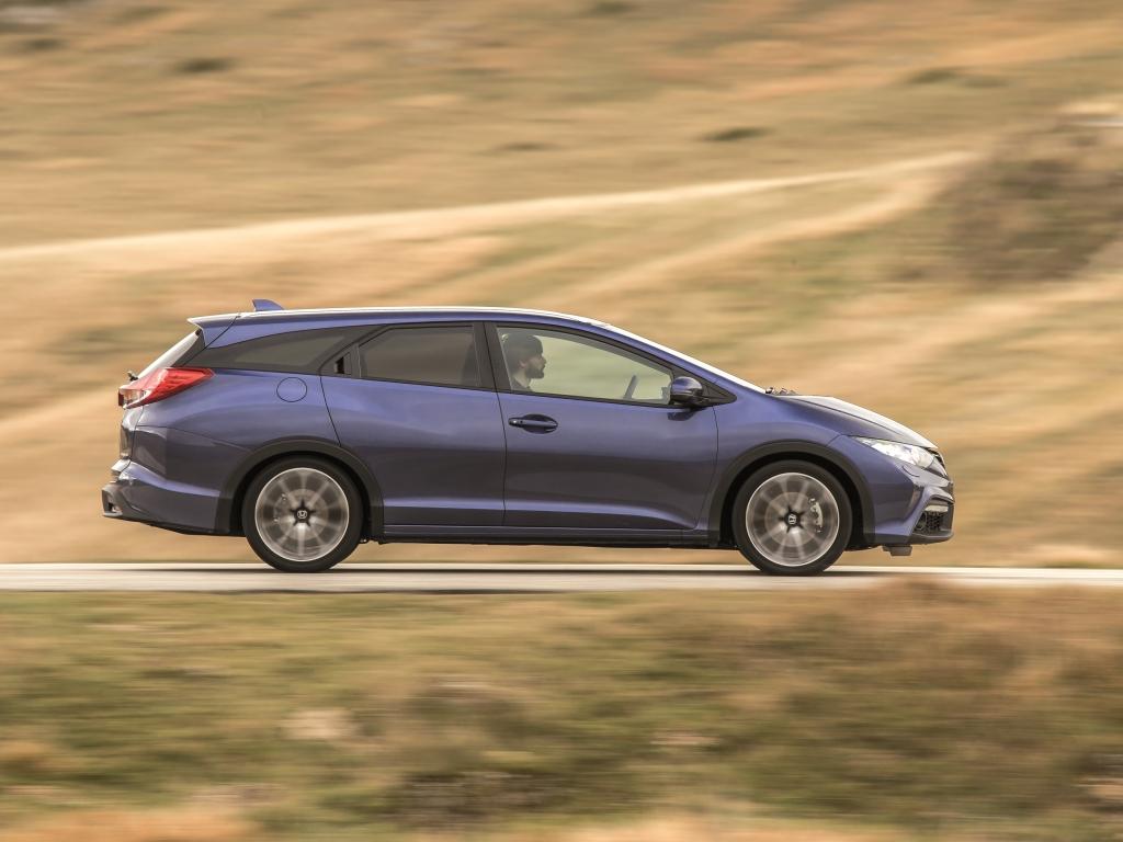 Honda Civic Tourer - české ceny