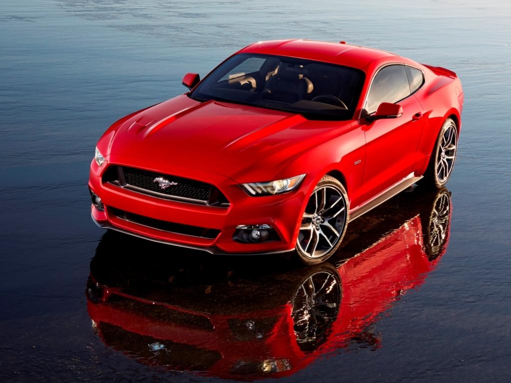 Nový Ford Mustang pro Evropu je tady