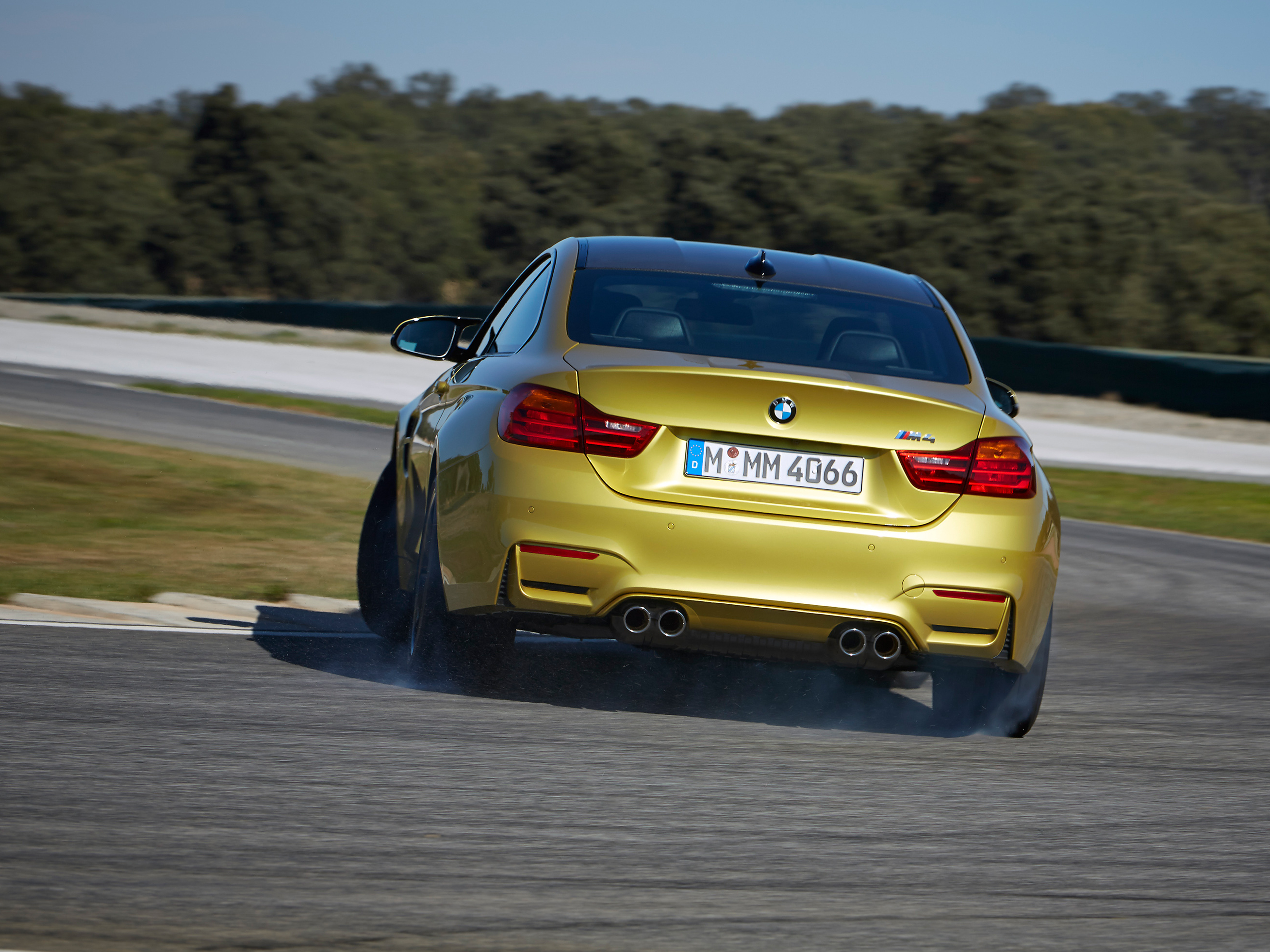 BMW M3 Sedan a BMW M4 Coupé oficiálně