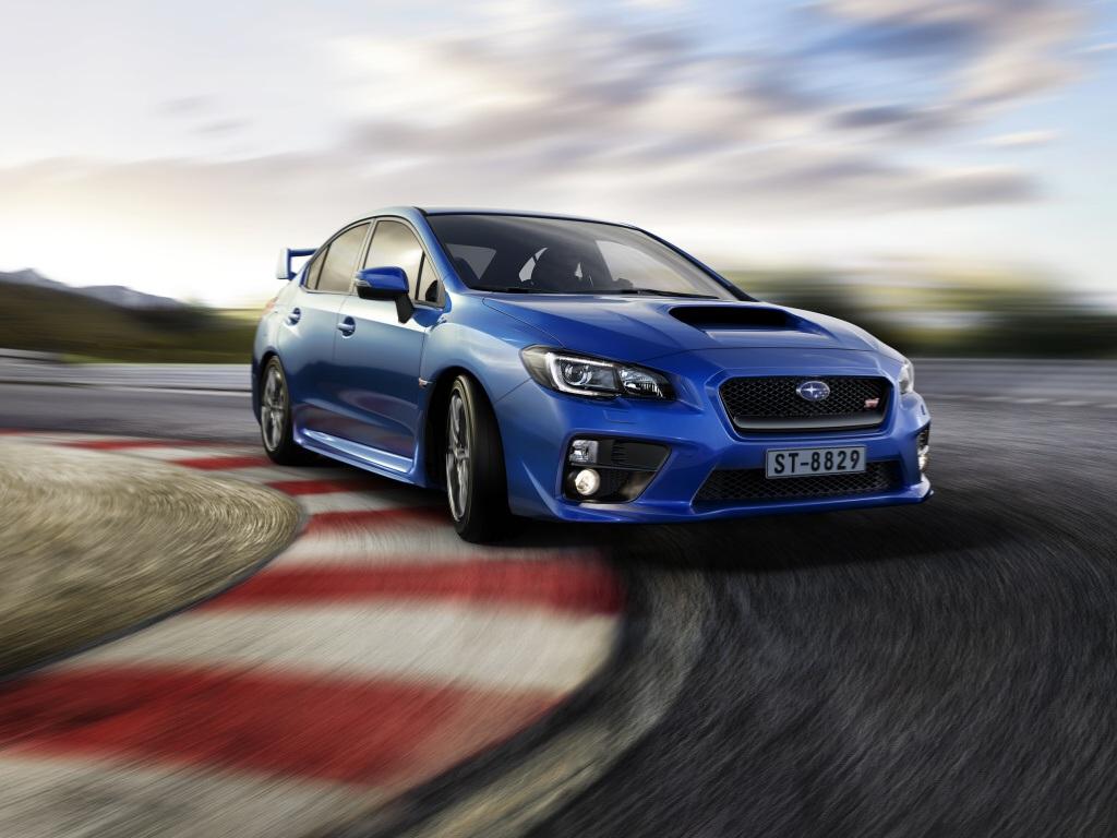 Subaru WRX STI 2015 - lepší a levnější