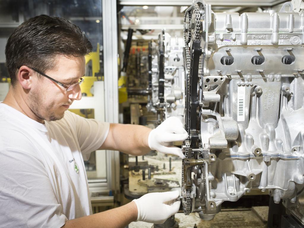 Tři miliony vyrobených motorů 1.2 HTP